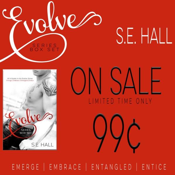 Evolve box set Sale